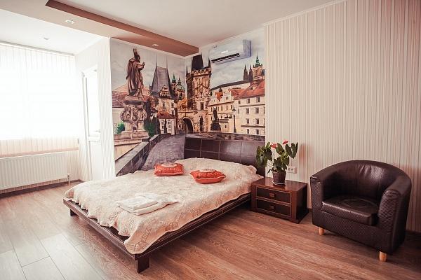 1-комнатная квартира посуточно в Чернигове. Новозаводской район, ул. В.Черновола (Войкова), 10. Фото 1