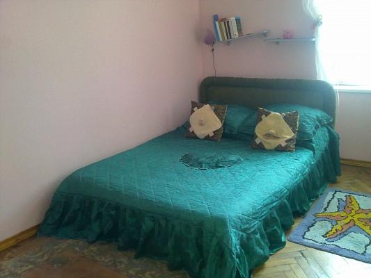 1-комнатная квартира посуточно в Львове. Галицкий район, ул. Медовая, 6. Фото 1
