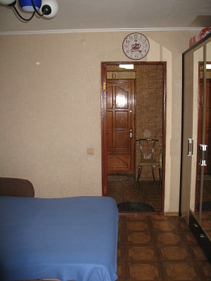 1-комнатная квартира посуточно в Одессе. Суворовский район, Николаевская дорога, 297. Фото 1