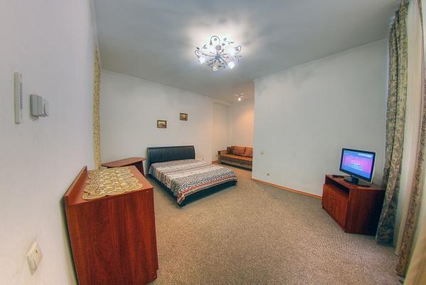 1-комнатная квартира посуточно в Львове. Галицкий район, ул. Кулиша, 29. Фото 1