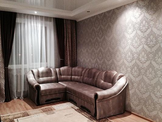 1-комнатная квартира посуточно в Вишнёвом. ул. Боголюбова, 10. Фото 1