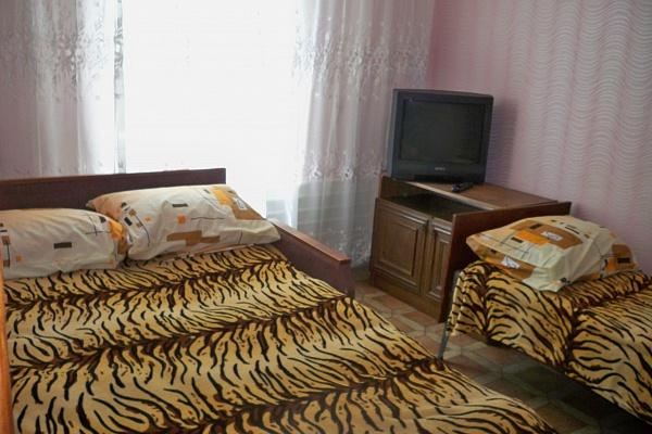 1-комнатная квартира посуточно в Бердянске. ул. Петровского, 56. Фото 1