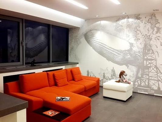 2-комнатная квартира посуточно в Днепропетровске. Бабушкинский район, пр-т Д.Яворницкого (Карла Маркса), 55. Фото 1