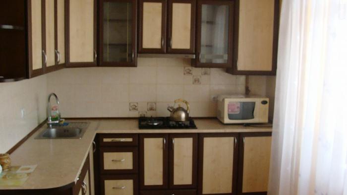 1-комнатная квартира посуточно в Ужгороде. ул. Заньковецкой, 48. Фото 1