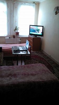 1-комнатная квартира посуточно в Скадовске. ул. Святоюриевская (Буденного), 138. Фото 1