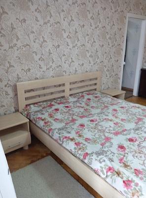 1-комнатная квартира посуточно в Одессе. Суворовский район, пр-т Добровольского, 109. Фото 1