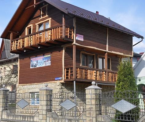 Мини-отель  посуточно в Яремче. г. Яремче район, ул. Грушевского, 20. Фото 1