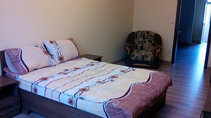 1-комнатная квартира посуточно в Львове. Галицкий район, ул. Драгоманова, 6. Фото 1