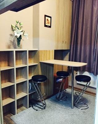 1-комнатная квартира посуточно в Львове. Лычаковский район, ул. Пекарская, 3. Фото 1