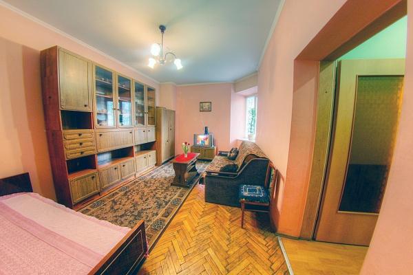 1-комнатная квартира посуточно в Львове. Шевченковский район, ул. Долинского, 4. Фото 1