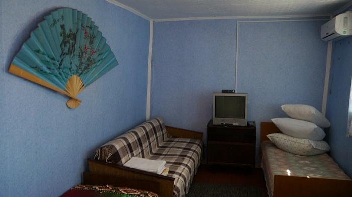 Комната  посуточно в Приморский посад. с. Приморский Посад, 8. Фото 1