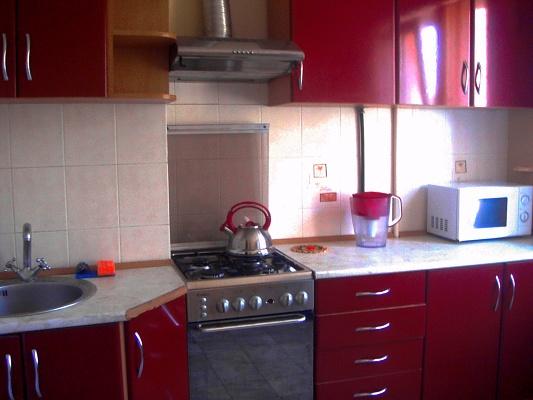 1-комнатная квартира посуточно в Одессе. Киевский район, ул. Шишкина, 60. Фото 1