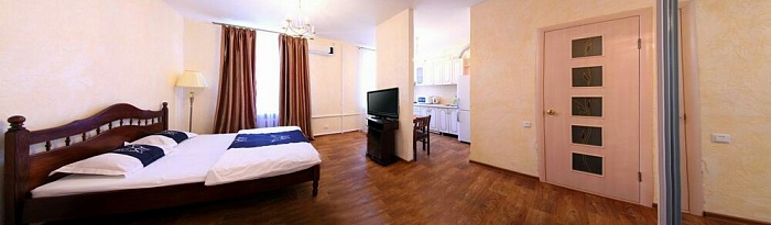 1-комнатная квартира посуточно в Николаеве. Центральный район, ул. Соборная, 2. Фото 1