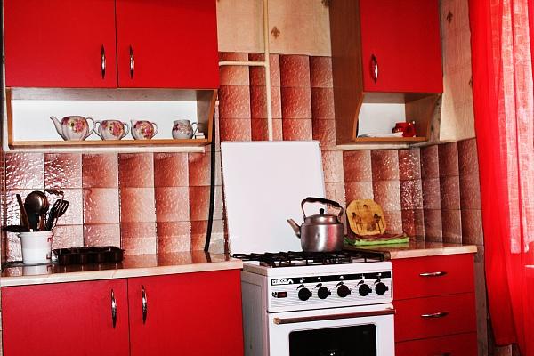 1-комнатная квартира посуточно в Херсоне. Днепровский район, Кулика, 135. Фото 1