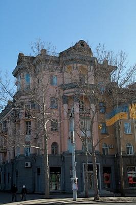 2-комнатная квартира посуточно в Николаеве. Центральный район, ул. Советская, 1. Фото 1