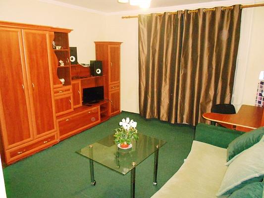 1-комнатная квартира посуточно в Моршине. ул. 50-летия УПА, 14. Фото 1