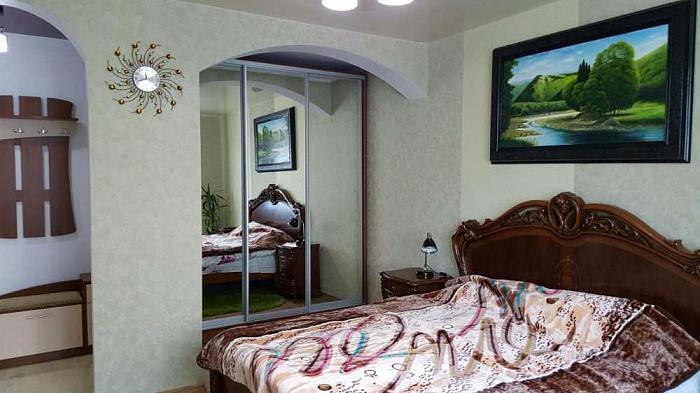 1-комнатная квартира посуточно в Трускавце. ул. М. Шашкевича, 16. Фото 1