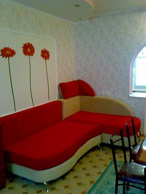 1-комнатная квартира посуточно в Евпатории. ул. Горького, 15. Фото 1