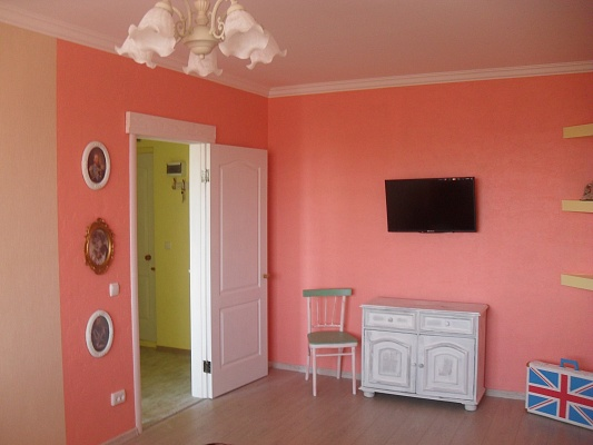 1-комнатная квартира посуточно в Керчи. ул. Буденного, 2. Фото 1