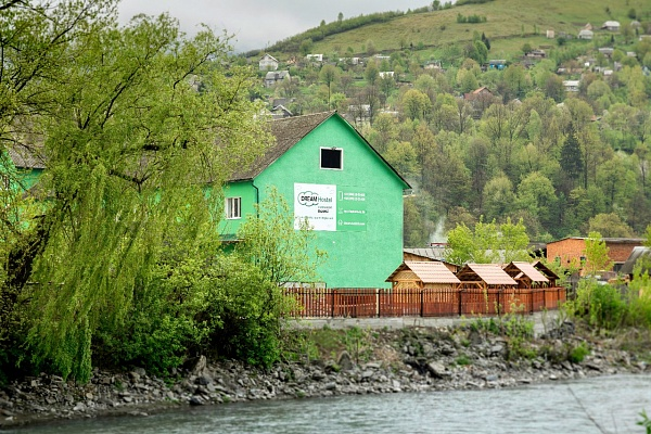 Мини-отель  посуточно в Рахове. ул. Карпатская, 8-А. Фото 1