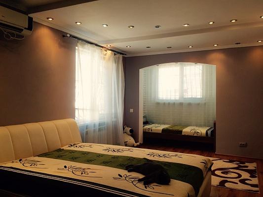 1-комнатная квартира посуточно в Одессе. Малиновский район, ул. Мясоедовская, 20. Фото 1