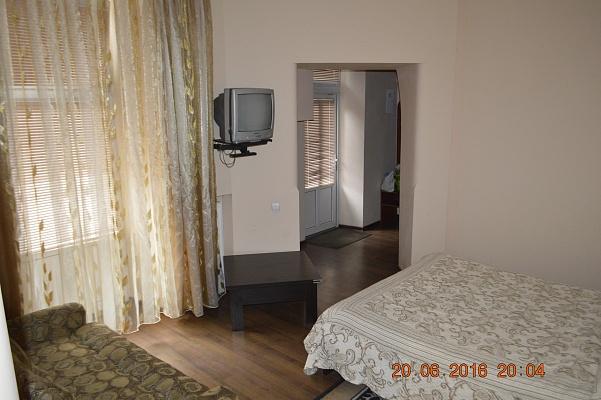 1-комнатная квартира посуточно в Львове. Галицкий район, ул. Дорошенко, 25. Фото 1