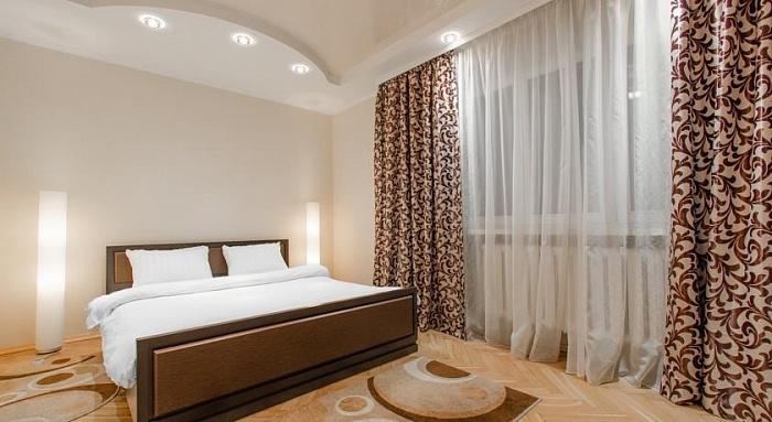 1-комнатная квартира посуточно в Харькове. Киевский район, ул. Пушкинская, 69. Фото 1