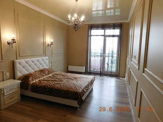 2-комнатная квартира посуточно в Одессе. Французский Бульвар, 60 в. Фото 1