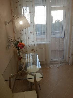 1-комнатная квартира посуточно в Одессе. Киевский район, Люстдорфская дорога, 55. Фото 1