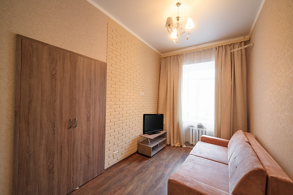 2-комнатная квартира посуточно в Одессе. Приморский район, ул. Софиевская, 30. Фото 1