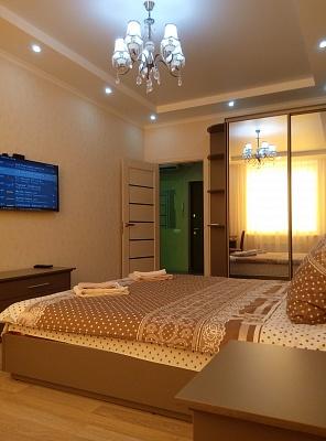 1-комнатная квартира посуточно в Одессе. Одесса, Генуэзская ,, 24Д. Фото 1