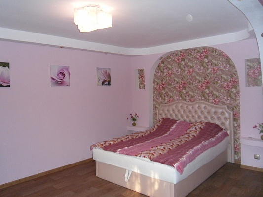 1-комнатная квартира посуточно в Симферополе. ул. Севастопольская, 26. Фото 1