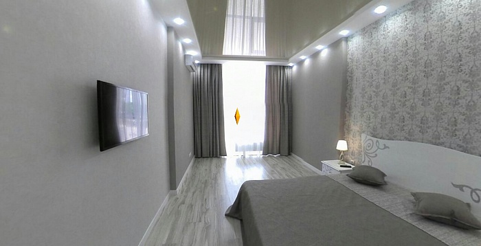 2-комнатная квартира посуточно в Одессе. Приморский район, б-р Французский, 60. Фото 1
