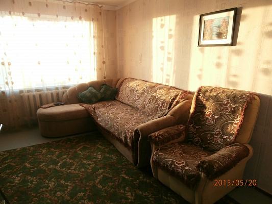 2-комнатная квартира посуточно в Сергеевке. ул. Школьная, 4. Фото 1