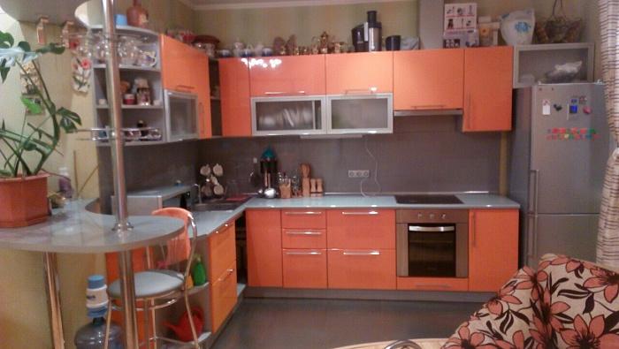2-комнатная квартира посуточно в Одессе. ул. Среднефонтанская, 19б. Фото 1