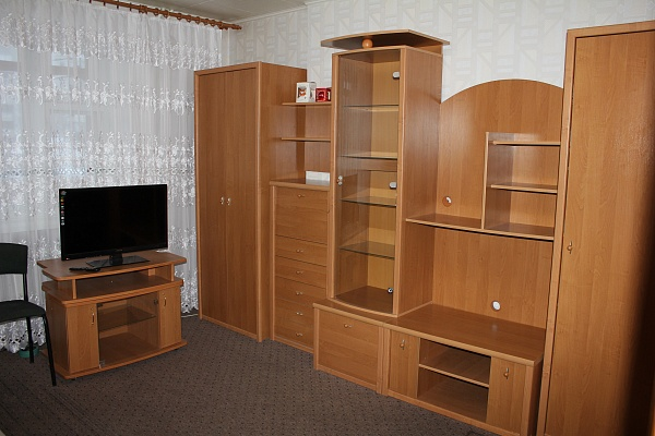 1-комнатная квартира посуточно в Виннице. ул. Амосова, 21А. Фото 1