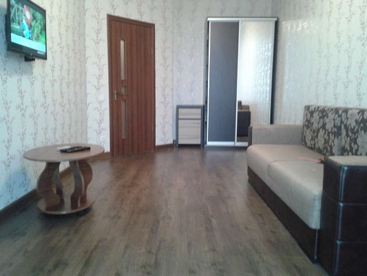 1-комнатная квартира посуточно в Одессе. ул. Жемчужная, 3. Фото 1