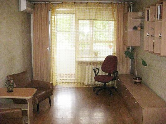 1-комнатная квартира посуточно в Одессе. Приморский район, ул. Приморская, 5. Фото 1