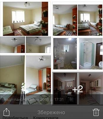 2-комнатная квартира посуточно в Берегово. вул.Гагарина 5, 5. Фото 1
