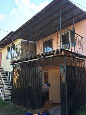 2-комнатная квартира посуточно в Затоке. ст. Солнечная, 1. Фото 1
