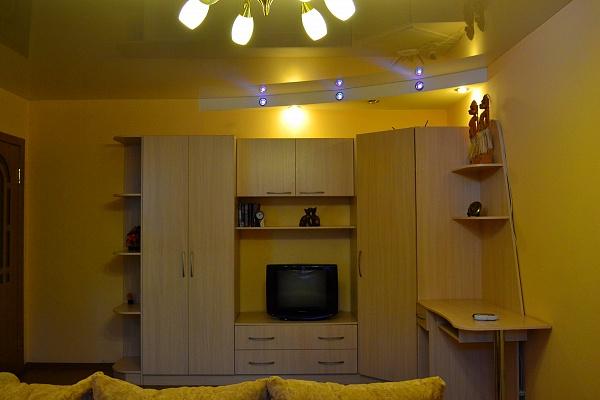 1-комнатная квартира посуточно в Одессе. Киевский район, Люстдорфская дорога, 56. Фото 1