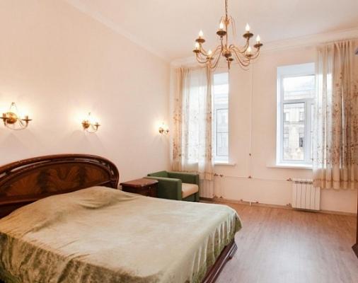 1-комнатная квартира посуточно в Львове. Січових Стрільців, 3. Фото 1