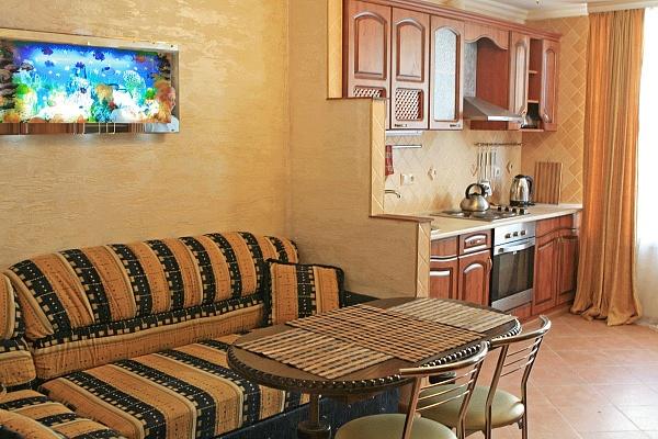 1-комнатная квартира посуточно в Крыжановке. ул. Приморская 2а, коттедж 7а. Фото 1