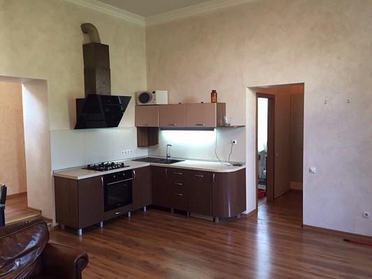 3-комнатная квартира посуточно в Одессе. пер. Лермонтовский, 8. Фото 1