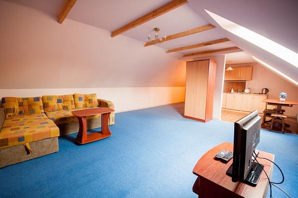 2-комнатная квартира посуточно в Ужгороде. ул. Добрянского, 5. Фото 1