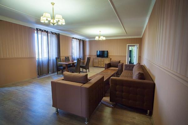 1-комнатная квартира посуточно в Сумах. Заречный район, ул. Карбышева, 43. Фото 1