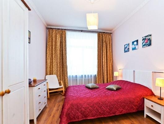 1-комнатная квартира посуточно в Львове. вул. Гнатюка, 6. Фото 1