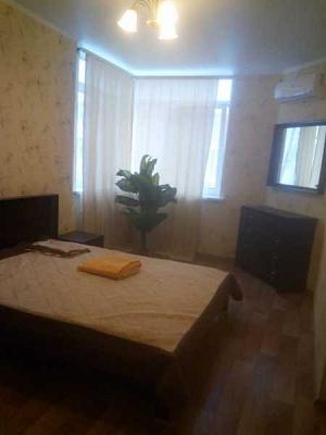 1-комнатная квартира посуточно в Одессе. Суворовский район, ул. Проценко, 50. Фото 1