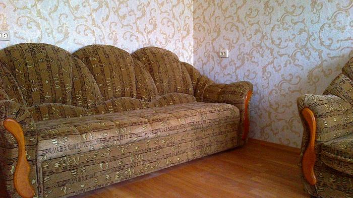 1-комнатная квартира посуточно в Краматорске. ул. Академическая (Шкадинова). Фото 1
