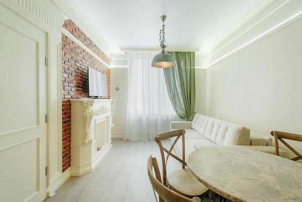 4-комнатная квартира посуточно в Одессе. ул. Генуэзская, 24д. Фото 1